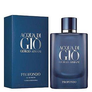 Perfume Masculino Acqua di Giò Profondo Giorgio Armani Eau de Parfum