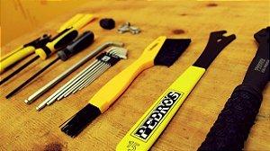Starter Tool Kit Pedro's - Kit de ferramentas com 18 peças + estojo
