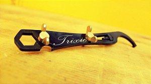 Chave Pedro's Trixie - Multiferramenta para bikes fixas (8 funções)