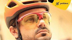 Óculos Q-Lite QL-G800 com iluminação