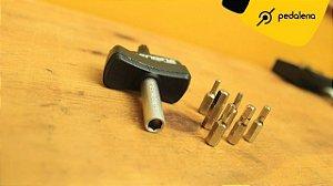 Mini Torquímetro pré ajustado 5 Newton