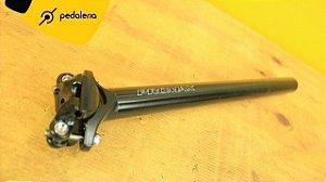 Canote de selim Promax SP 246 em alumínio - 27,2mm