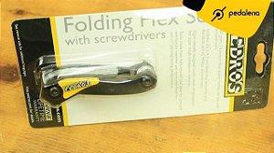 Multiferramenta Canivete 7 funções - 6463150