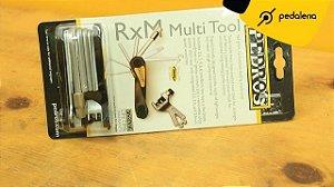 Multiferramenta Canivete 12 funções - 6463178