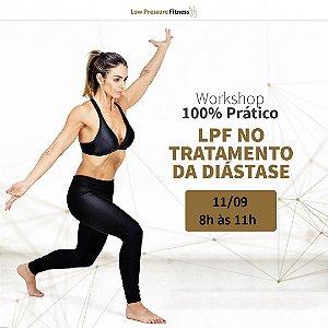 Workshop 100% Prático LPF no Tratamento da Diástase com Bruna Carneiro - 11/09 das 8h às 11h (Exclusivo para licenciados)