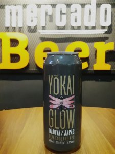 Cerveja Dádiva + Japas Yaokai Glow 473ml