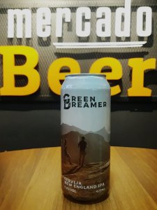 Cerveja Carioca Green Dreamer 473ml