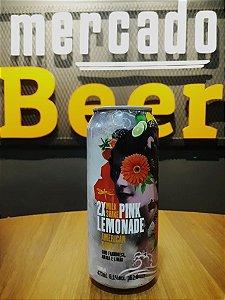 Cerveja Dádiva 2x Pink Lemonade 473ml