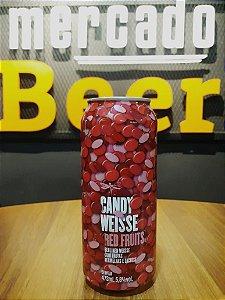 Cerveja Dádiva Candy Red Fruits 473ml