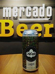 Cerveja Orchid Lager 473ml