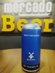 Cerveja Molinarius Enjoy The Silence 473ml
