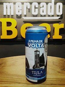 Cerveja Tesla A Pilha de Volta 473ml