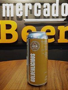 Cerveja Dogma Goldenlicious 473ml