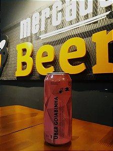 Cerveja Suricato Uber Goiabinha 473ml