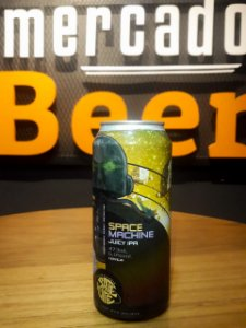 Cerveja Satelite Space Machine 473ml