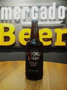 Cerveja 5 Elementos Coconut Dream Barley Wine 500ml