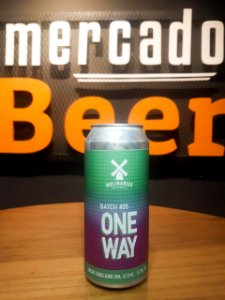 Cerveja Molinarius One Way Batch #5 473ml