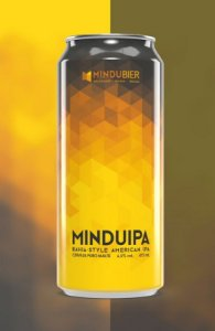 Cerveja Mindubier Minduipa 473ml