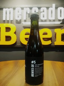 Cerveja Dádiva Brewer's Cut #5 375ml