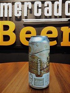 Cerveja Fermi Curiosity 473ml