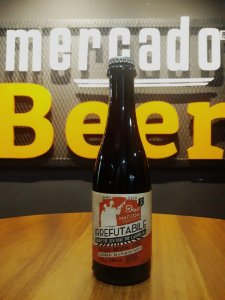 Cerveja Mafiosa Irrefutabile II 375ml