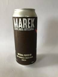 Cerveja Marek Begginers Journey 473ml