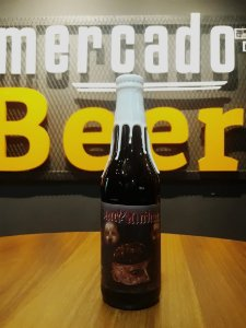 Cerveja Quatro Graus Black Anthrax Base 355ml