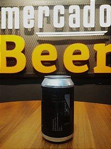 Cerveja Entrequadras Imperial Stout Cidade e Concreto 350ml