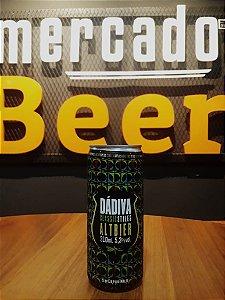Cerveja Dádiva Altbier 310ml