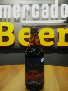 Cerveja Satelite Iridio Barrel Aged 300ml
