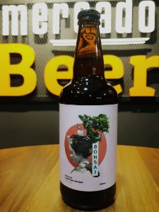 Cerveja Hop Mundi Bonsai Old Ale 500ml