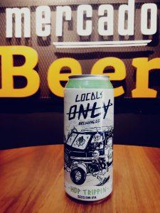 Cerveja Locals Hop Trippin 473ml