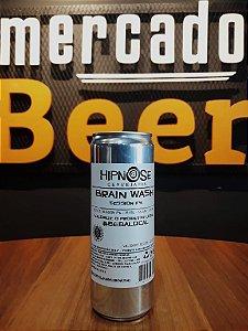 Cerveja Hipnose Brainwash Session Ipa 355ml