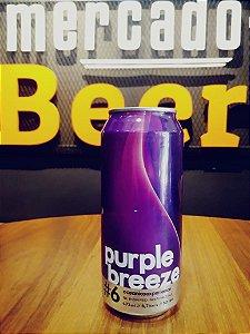 Cerveja Oceânica Purple Breeze 473ml