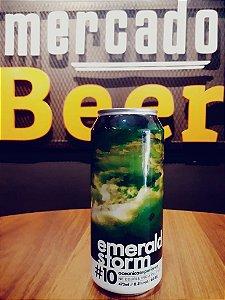 Cerveja Oceânica Emerald Storm 473ml