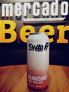 Cerveja Swamp Slingshot Hazy 473ml