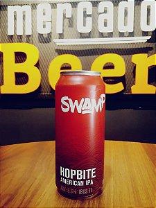 Cerveja Swamp Hopbite 473ml