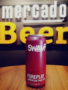Cerveja Swamp Foreplay 473ml