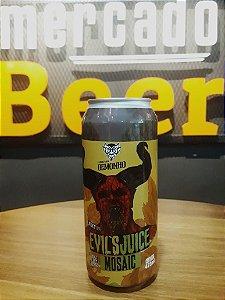 Cerveja Demonho Elvis Juice Mosaic 473ml