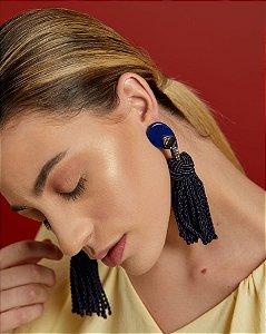 Brinco Carmela Azul, Paola de Luca