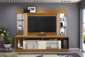 HOME MADETEC THEATER FRIZZ GOLD
