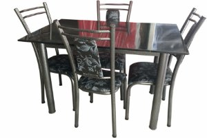 CJ MESA METALAR 4C BASE DE TUBO 120X75