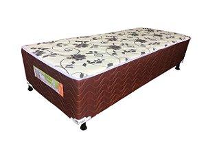 CAMA BOX D28 78X188X39 MERON SAFIRA