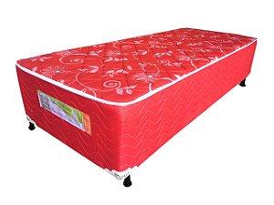 CAMA BOX D28 88X188X39 MERON SAFIRA