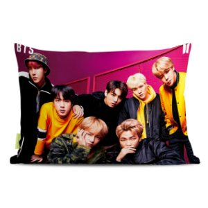 Fronha Travesseiro BTS Face Yourself
