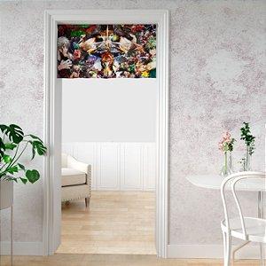 Noren cortina de porta Boku no Hero Academia