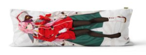 Capa Dakimakura Zero Two Darling in The Franxx I