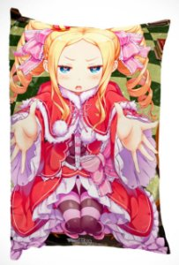 Fronha Travesseiro Re Zero Beatrice