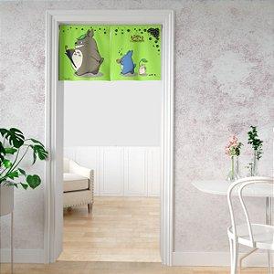 Noren cortina de porta Tonari no Totoro