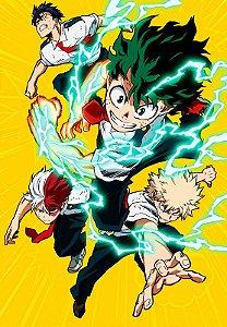 Banner Boku no Hero Academia